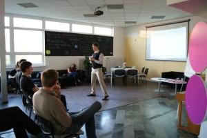 Seminář Práce a studium v zahraničí / Studium přes Erasmus