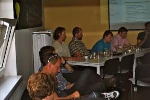 Seminář Pořízení webových stránek / Někteří z hostů pozvaných do diskuze