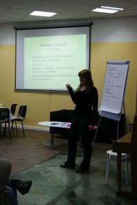 Seminář Práce a studium v zahraničí / Přehledné seznámení s nabídkou Student Agency